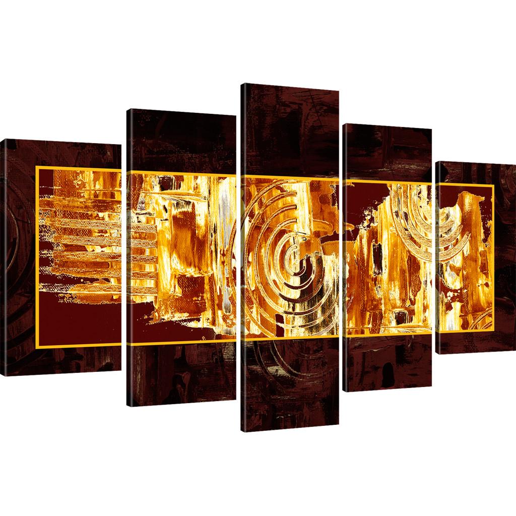 bilder abstrakte gewinde bild auf leinwand kunstdruck wandbild. Black Bedroom Furniture Sets. Home Design Ideas