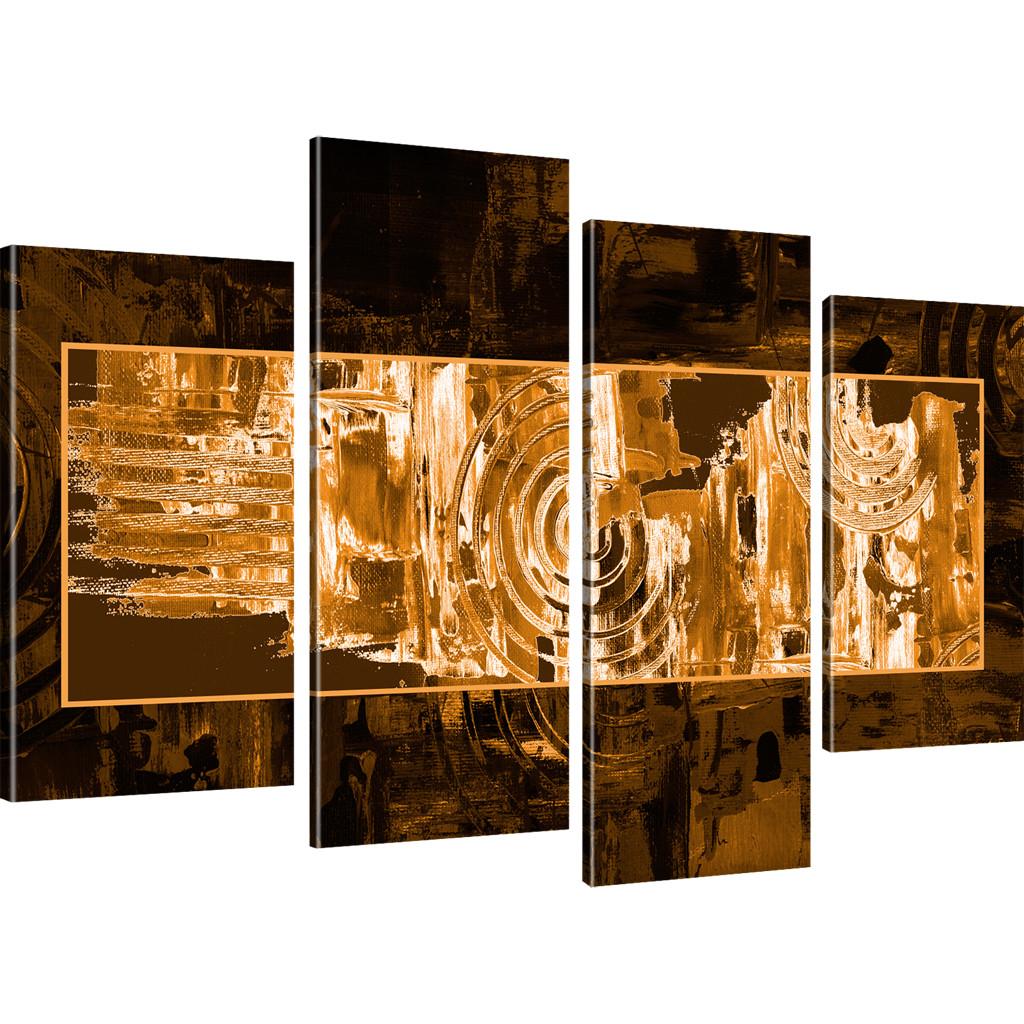 bilder abstrakte gewinde bild auf leinwand kunstdruck wandbild ebay. Black Bedroom Furniture Sets. Home Design Ideas